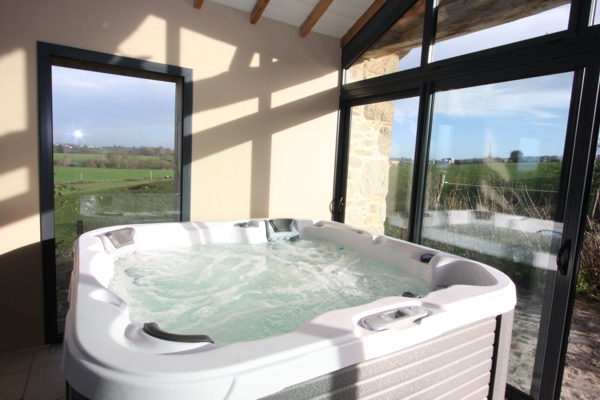 Gite avec jacuzzi ou spa vende for Jacuzzi ou piscine